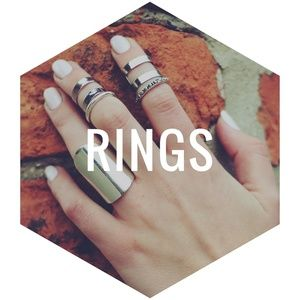 Jewelry - Jewelry - Rings Section Header